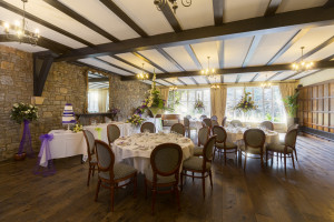 Tiark Restaurant at The Webbington Hotel and Spa